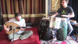 Carl Dixon Derek Wright Duo – Concert June 7