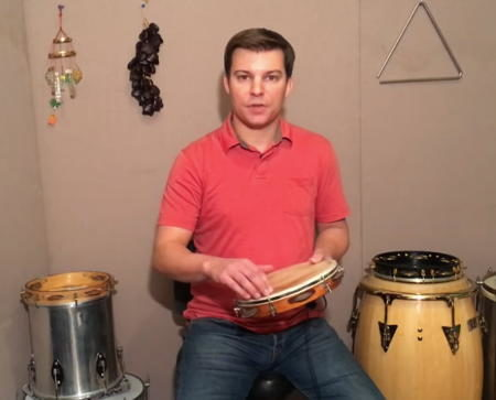 Coming soon: my online video percussion school